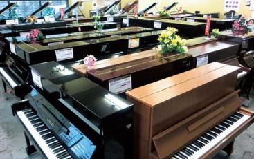 ピアノプラザ札幌店