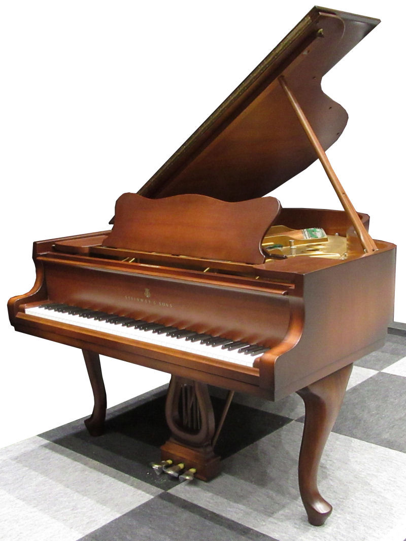 STEINWAY Aウォルナット(4883)