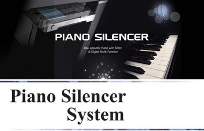 Piano Silencer  Classic V2(UP)